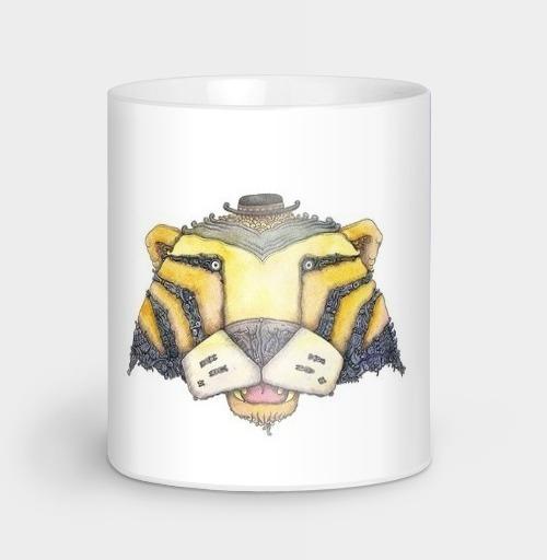 Фотография футболки Тигр