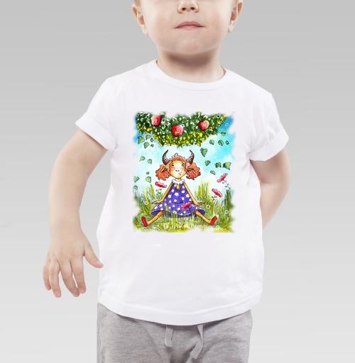 Фотография футболки Телец. Знак зодиака