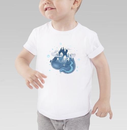Фотография футболки Горный дух