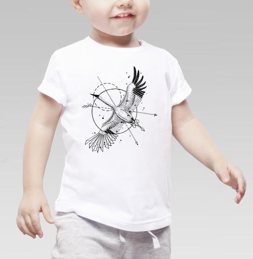 Фотография футболки Стерх