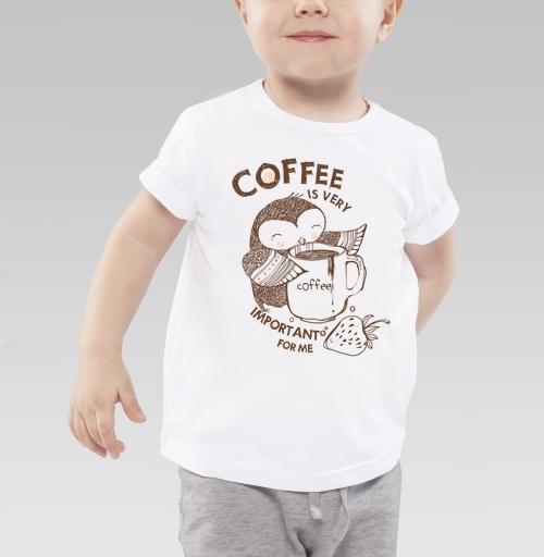 Фотография футболки Сова