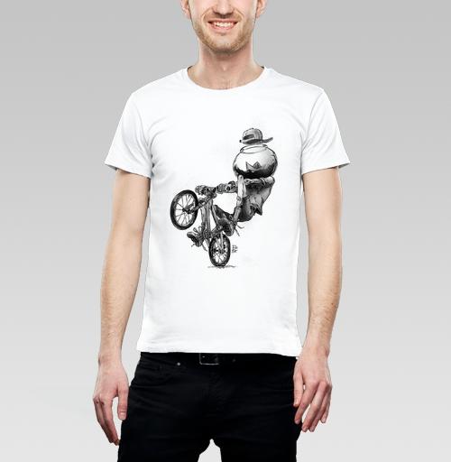 Фотография футболки МТБ