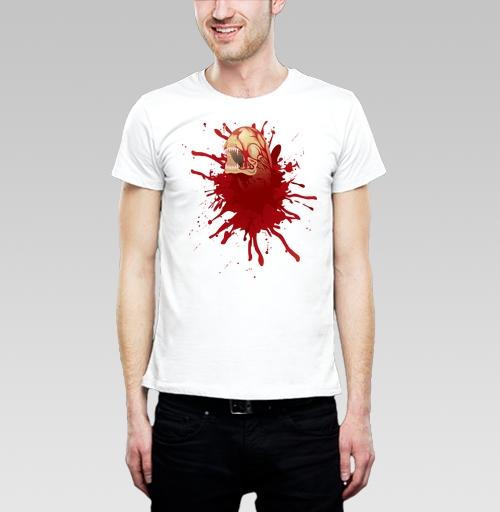 Фотография футболки Рождение Чужого