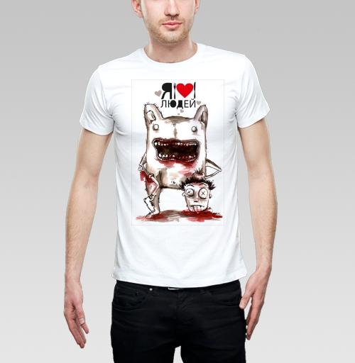 Фотография футболки Добролюб