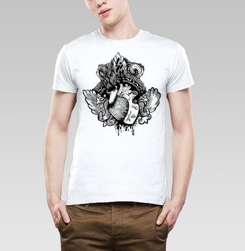 Фотография футболки Крылатое Сердце