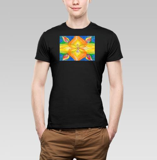 Фотография футболки Солнечный ветер