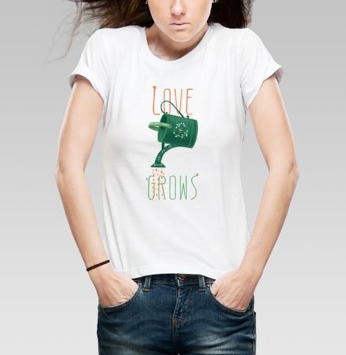 Фотография футболки Лейка с любовью