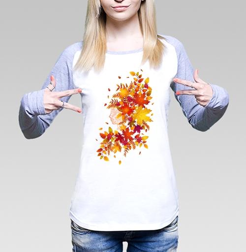 Фотография футболки Дух осени