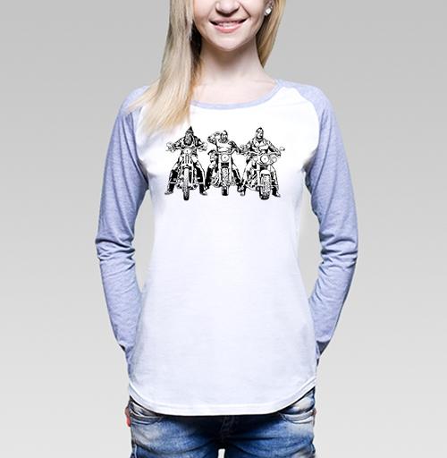 Фотография футболки Три богатыря