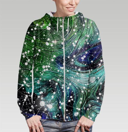 Фотография футболки Обитаемый космос. Созвездия.