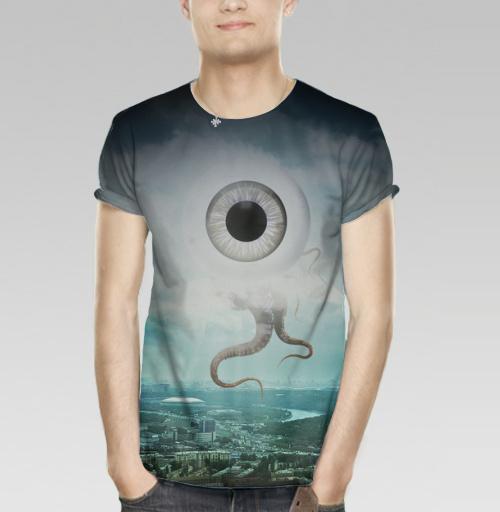Фотография футболки Глаз бури