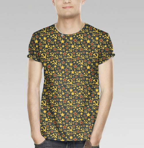 Фотография футболки Назад в будущее.