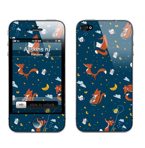 Наклейка на Телефон Apple iPhone 4S, 4 Ты в моем сердце,  купить в Москве – интернет-магазин Allskins, любовь, день, дружба, март, для влюбленных