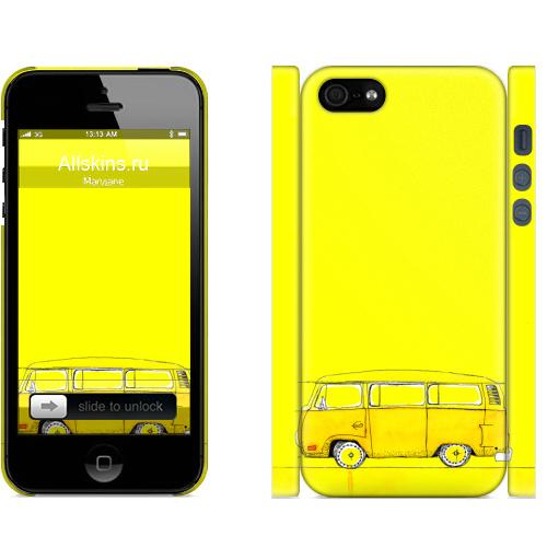 Фотография футболки Жёлтый Автобус