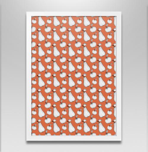 Фотография футболки Яблоки груши