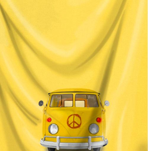 Хиппи Автобус, DariaDaTipina, Магазин футболок Daria DaTipina, Футер