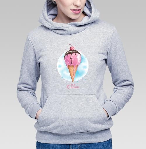 Фотография футболки Фруктовое мороженко