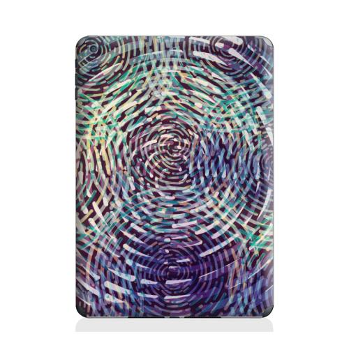 Наклейка на Планшет Apple iPad Air 2 Круги на воде,  купить в Москве – интернет-магазин Allskins, вода, дождь, полнаязапечатка, абстракция, природа